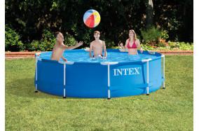 Как ухаживать за каркасным бассейном?