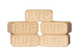 Топливные брикеты RUF: особенности и преимущества